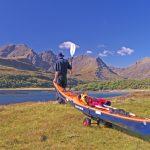 Isle of Skye Kayak portage