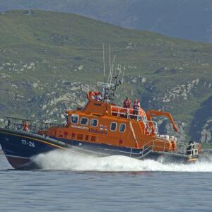 RNLI Mallaig lifeboat