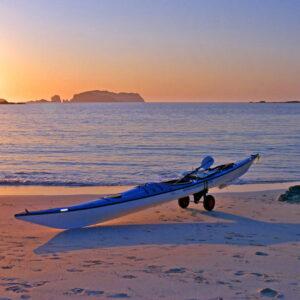 sea kayak expedition trolley