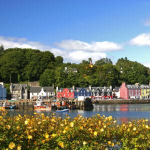 Strathclyde Argyll Isle of Mull Tobermory