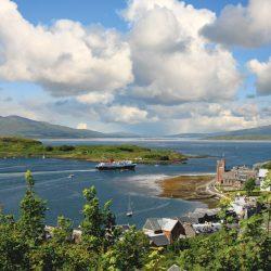 Oban Bay Argyll
