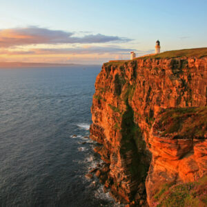 Caithness Dunnet Head Lighthouse